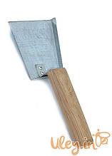 Скребок – лопатка з Оцинкованої сталі
