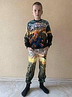 Детский светящийся 3D костюм унисекс Spider Man (Спайдер Мэн). Маска в подарок