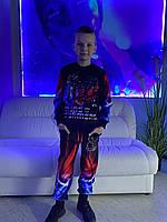 Детский светящийся 3D костюм унисекс The Transformers (Трансформеры). Маска в подарок