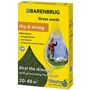 Газонна трава Barenbrug / Баренбург Water Saver dry & Strong вологозберігаюча (Нідерланди)