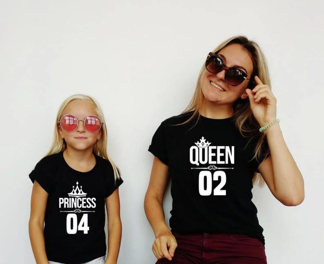 Парний family look мама і донька