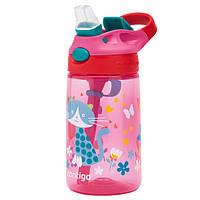 Пляшка для води дитяча Contigo Gizmo Flip 0,42 л 2116113, фото 1