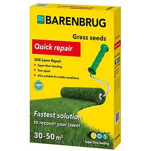 Газонна трава Barenbrug / Баренбург SOS-Quick repair -Супер Підсів  (Нідерланди)