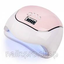 Лампа SUN BQ-V5 120 Вт. UV/LED для маникюра ( розовая)