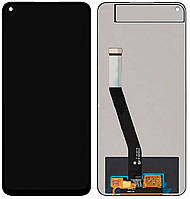 Дисплей Xiaomi Redmi Note 9T с тачскрином, оригинал, Black