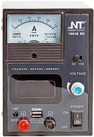 Лабораторний блок живлення NT 1501D 1A 0-15V