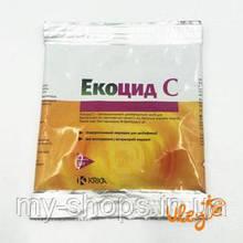 Екоцид З 50 грам. Словенія