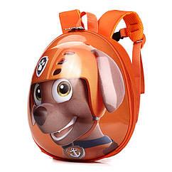 Рюкзак детский Orteker 3D дошкольный Щенячий Патруль мультяшные герои Зума