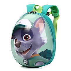 Рюкзак детский Orteker 3D дошкольный Щенячий Патруль мультяшные герои Рокки