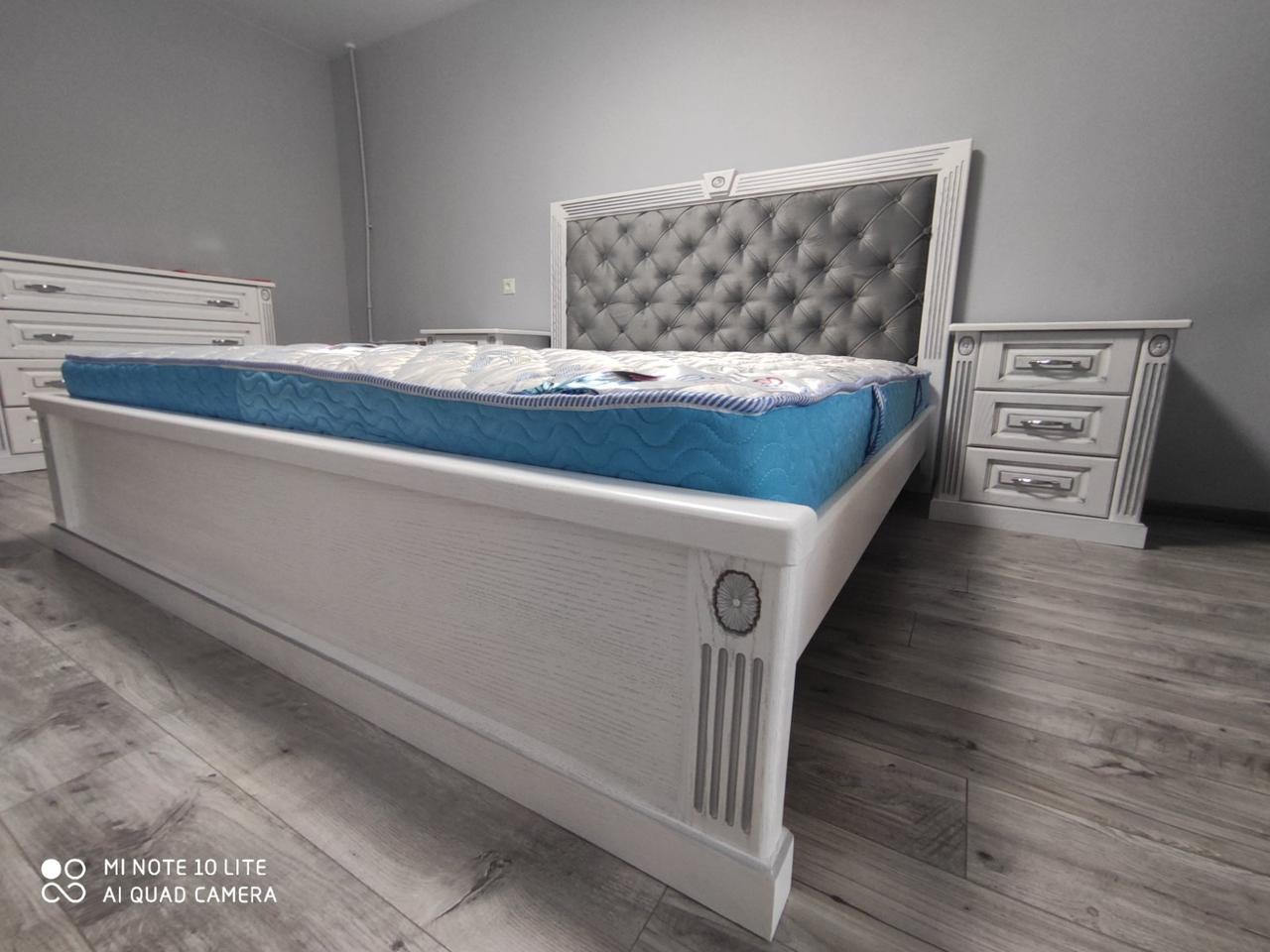 """Дубовая кровать """"Лорд"""""""