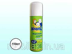 Аерозоль Універсальний захист від комарів 150мл ТМ MOSQUITALL