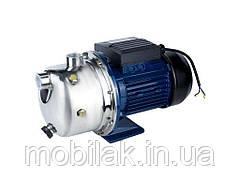 Насос центробіжний самовсмоктуючий 1.1 кВт Hmax 50м Qmax 60л/хв нерж ТМ WETRON