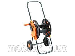 Візок для шлангу (з колесами) Orange (45м-1/2) ТМ PRESTO-PS