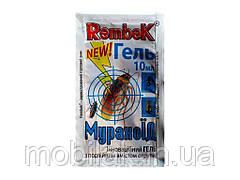 Гель від мурах RembeK Мурахоід 10мл ТМ АГРОМАГ