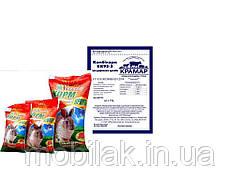Комбікорм для кролів без трав.борошна (дорослі)/гранула КК 92-2 10кг ТМ КРАМАР