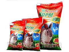 Комбікорм для кролів з трав.мукою (до 150 днів)/гр. КК 94-1 25кг ТМ КРАМАР