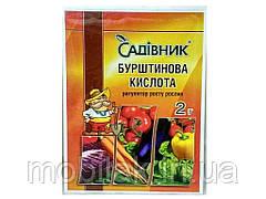 Препарат ЯНТАРНА КИСЛОТА 2Г ТМ УКРАИНА