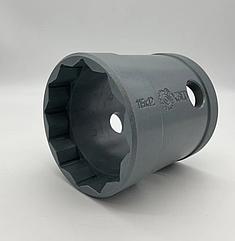Ключ ступичный 115мм - посилений (12-гранний) (ХЗСО) WHS12115