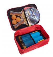 Набір для настільного тенісу WEINIXUN A270 2 ракетки + 3 м'ячі, чохол та сітка з кріпленням