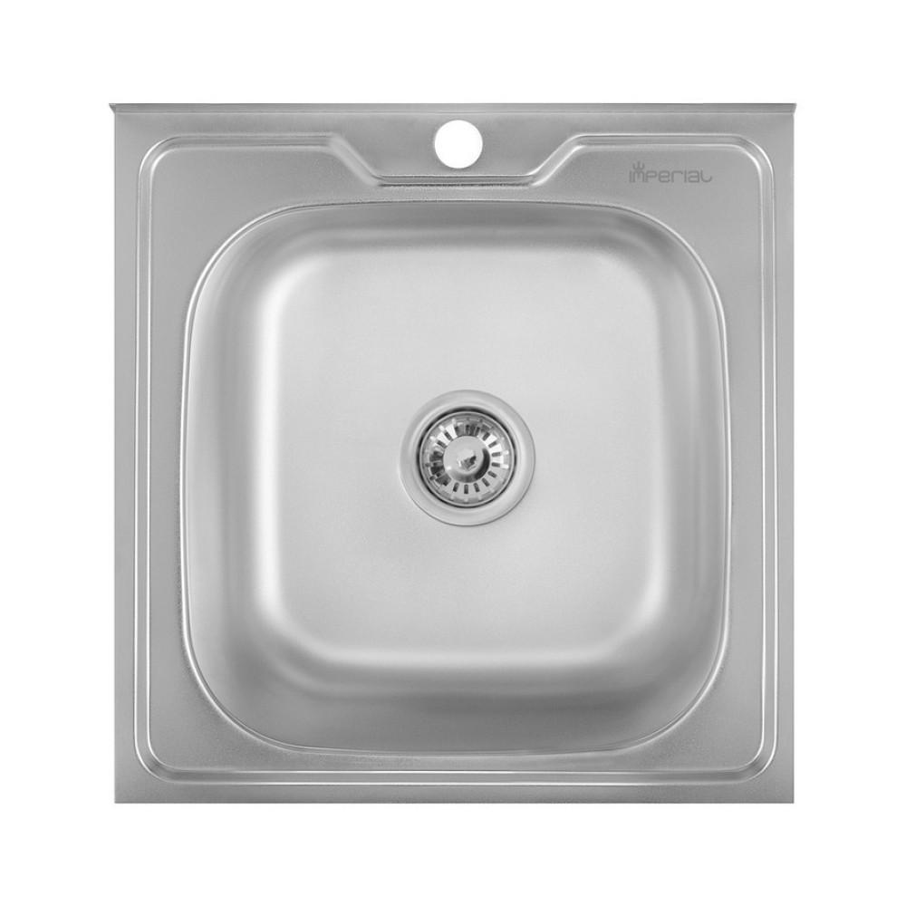 Кухонна мийка Imperial 5050 Decor (IMP5050DEC)