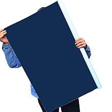 Однотонный виниловый фотофон темный синий