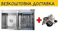 Кухонная мойка (под столешницу) GALATI ARTA U-730DN
