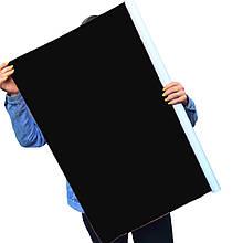 Однотонный виниловый фотофон черный