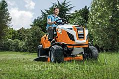 Садовый трактор – современная техника с широким спектром возможностей