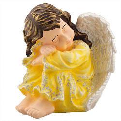 Статуетка Decoline Ангел кольоровий, (гіпс)* AN0007-1(G)