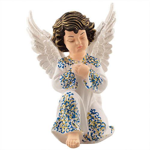Статуэтка Decoline Ангел в молитве цветной, (гипс) AN0705-4 (G)