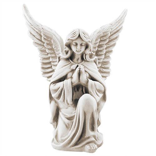 Статуэтка Decoline Ангел молится песочные, (гипс) AN0702-7 (G)
