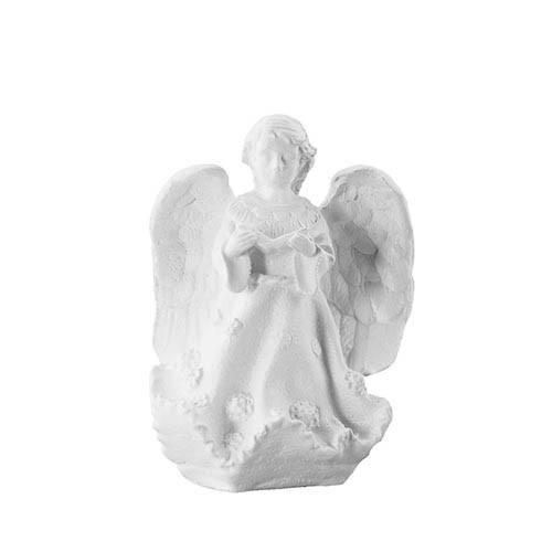 Статуэтка Decoline Ангелочек белый, (гипс) AN0624 (G)