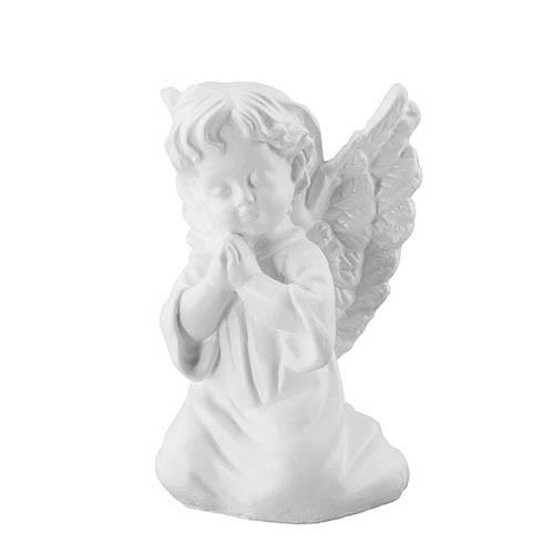 Статуетка Decoline Ангелик в молитві білий,  (гіпс) AN0620(G)