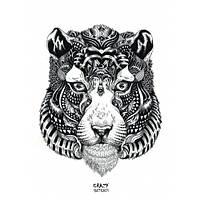 Скетчбук Tiger