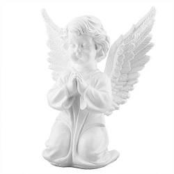 Статуетка Decoline Ангел в молитві білий,  (гіпс) AN0024(G)