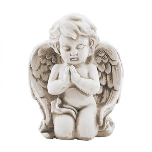 Статуэтка Decoline Ангелочек молится песочные, (гипс) AN0619-7 (G)