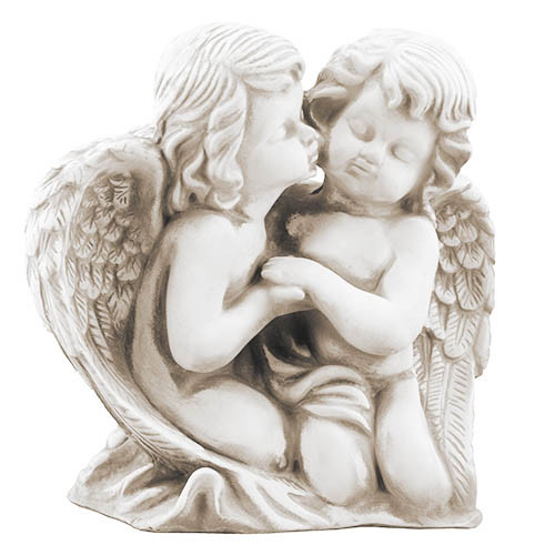 Статуетка Decoline Ангел парочка пісочні,  (гіпс) AN0018-7(G)