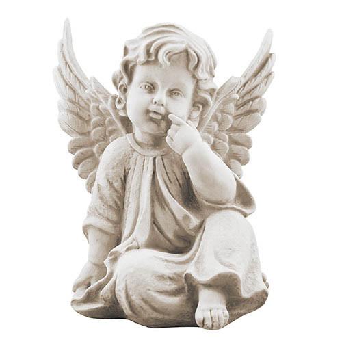 Статуэтка Decoline Ангел в раздумьях песочные, (гипс) AN0706-7 (G)