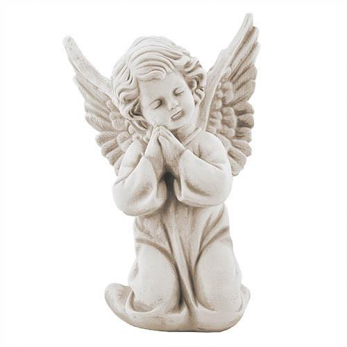 Статуэтка Decoline Ангел в молитве рис. песочный, (гипс) AN0032-7 (G)