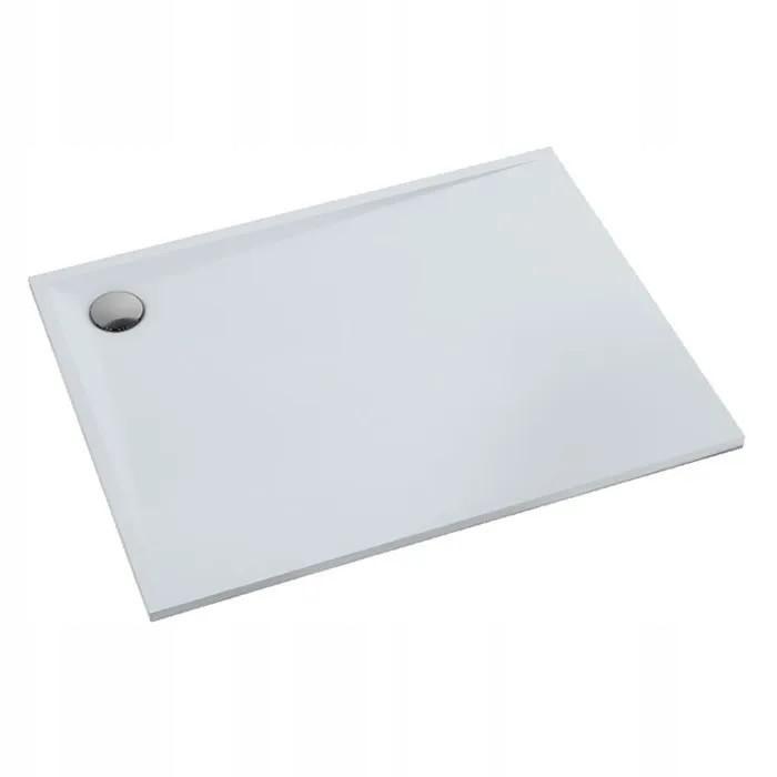 Піддон для душу Schedpol Libra Smooth White 100 см x 80 см