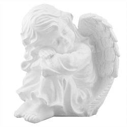Статуетка Decoline Ангел білий, (гіпс) * AN0007(G)