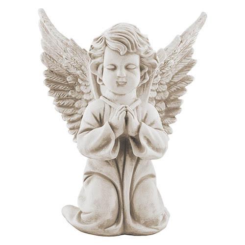 Статуэтка Decoline Ангел в молитве песочные, (гипс) AN0024-7 (G)