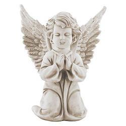 Статуетка Decoline Ангел в молитві пісочний,  (гіпс) AN0024-7(G)