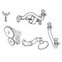 Система змащення двигуна