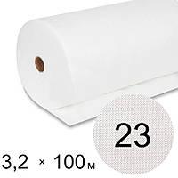 Агроволокно біле 23 uv - 3,2 × 100 м (Гекса)