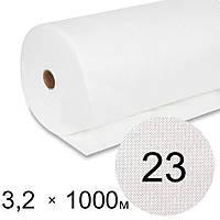 Агроволокно біле 23 uv - 3,2 × 1000 м (Гекса)