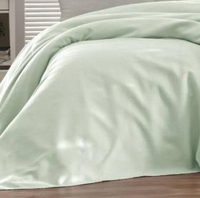 Покривало піку Enlora Home - Casuel a.mint ментоловий вафельний 200*235