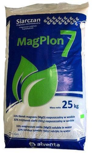 Удобрение Сульфат Магния MagPlon, 25 кг