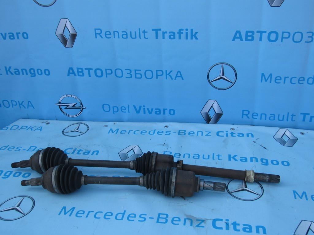 Піввісь для Опель Віваро 1.6 dci Opel Vivaro 2014-2021 р. в.