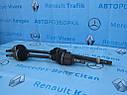 Піввісь для Опель Віваро 1.6 dci Opel Vivaro 2014-2021 р. в., фото 2